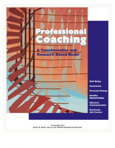 Coaching Book Front Cover
